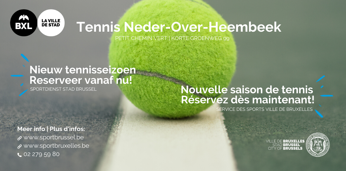 Tennis Neder-Over-Heembeek